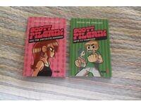 Graphic Novels x 2 - Scott Pilgrim Series - Bryan Lee O'Malley - like new