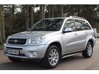 Toyota RAV4 2.0 VVT-i Granite Station Wagon 5dr FSH,WARRANTY,SUNROOF,HPI CLEAR