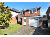 FOUR BED DETACHED FAMILY HOUSE, PREMIER ROAD CLOSE TO WORCESTER PARK STATION.