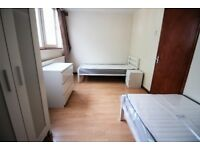 TWIN * DOUBLE ROOM TO RENT IN HAGGERSTON * MOVE NOW* ITS PERFECT FOR YOU * ZONE 2*