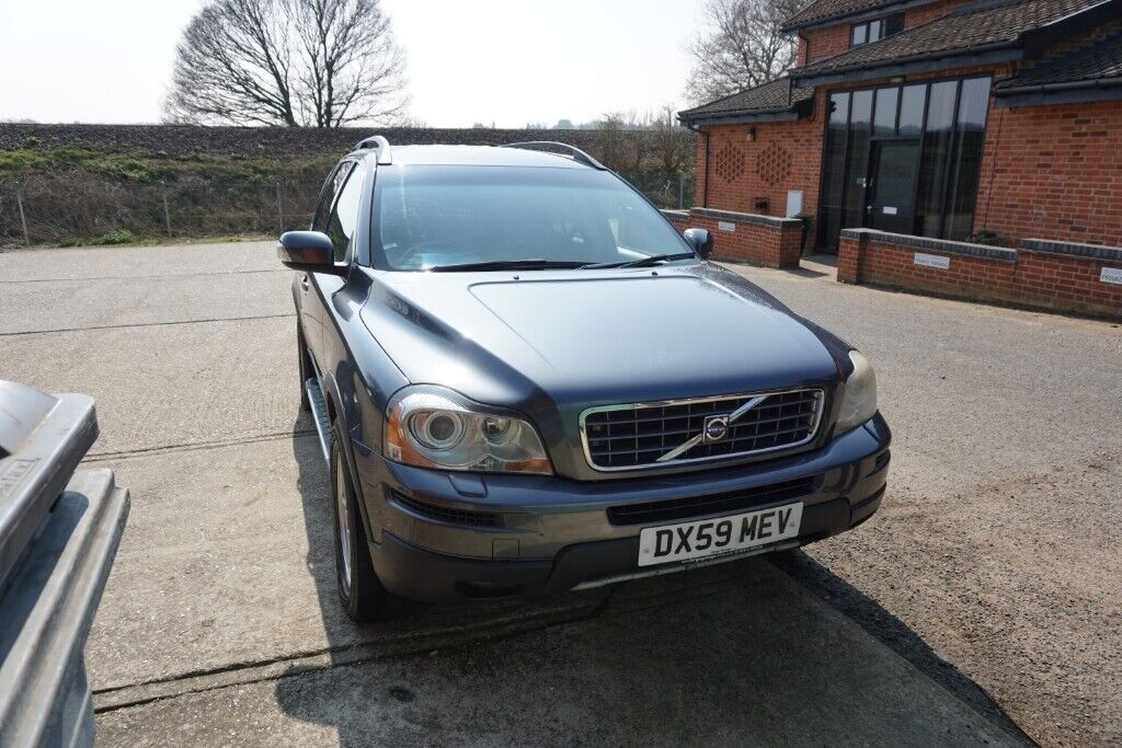 Volvo Xc90 2 4 D5 Active Awd 5dr Automatic Polestar Upgrade 2009