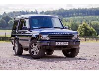 Landrover Discovery TD5 Commercial