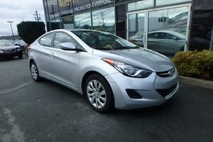 2013 Hyundai Elantra AUTO WITH LOW KMS