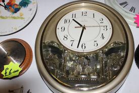 Beautiful ornate clock