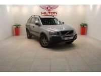 Volvo XC90 2.4 D5 SE Geartronic AWD 5dr (green) 2006