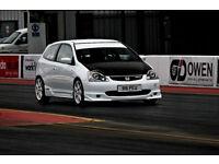 Seibon Carbon Fibre bonnet - Honda Civic EP3 Type-R