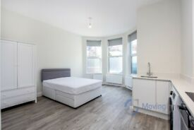 Newly Refurbished Luxurious studio in the heart of Streatham Hill. C-TAX and WATER RATES INCLUDED.