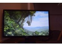 Computer Monitor Flatscreen (Acer) 24inch HD