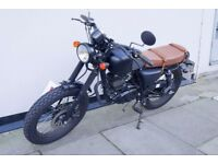 Mutt Mongrel - 2016 - 808 miles - excellent condition - warranty till 08/18