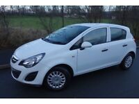 2014 63 PLATE VAUXHALL CORSA 1.3 CDTI, 1 OWNER FROM NEW, FULL SERVICE HISTORY, HPI CLEAR