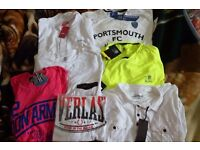 Men's T shirts lot bundle all brand NEW Size XL
