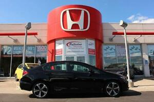 2015 Honda Civic Sedan Si- MANUAL+ RED INTERIOR+ NAVIGATION & MO
