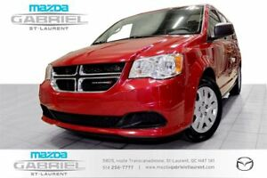 2013 Dodge Grand Caravan SE + STOW N GO + SEULEMENT 60 000KM