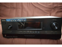 SONY STR-DH520 7.1 AV RECEIVER with Remote