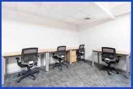 Farnborough - GU14 7JF, 4 Desk serviced office to rent at The Hub Farnborough Business Park