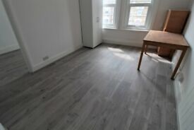INCREDIBLE BRAND NEWLY REFURBISHED LARGE 1 BEDROOM FLAT NEAR ZONE 2 TUBE, OVERGROUND & 24 HOUR BUSES