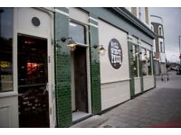 Well Street Pizza, East London is looking for a Kitchen Porter