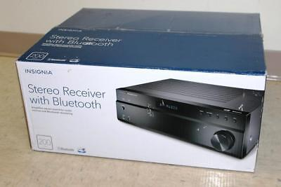 Insignia NS-STR514 200W 2.0 Channel Bluetooth Stereo Receiver