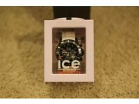 Black and White Ice Watch for sale
