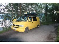 VW Camper, M1 Pull tested Rock and Roll Bed, LPG conversion, Day Van, Insulated, Carpet Lined