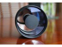 Optika f 100 lens