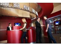 Receptionist - Grosvenor Casino Stockport - Are you ready to change the game?