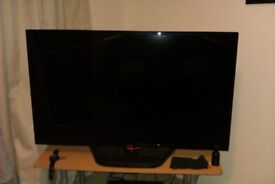 FOR SALE....LG 42Inch LN5400 Full HD 1080p Black On Stand.LED TV with Built in Freeview Tuner...