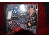 BLUE SYSTEM - HELLO AMERICA, MUSIC CD