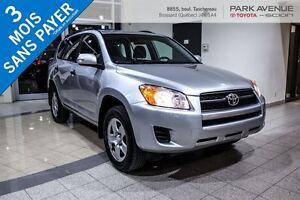 2011 Toyota RAV4 115$SEMAINE SUR 4 ANS * 3 ANS 60 000 KILOMÈTRES