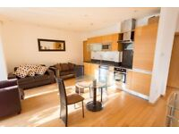 AVAILABLE MID SEPTEMBER STUNNING 1 BEDROOM DUPLEX APARTMENT OFFERED FURNISHED IN CANARY WHARF E14