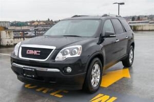 2012 GMC Acadia SLE BOXING WEEK CLEARANCE DECEMBER 5th-31st