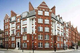 Newly refurbished two bedroom flat in Baker Street