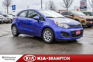 2013 Kia Rio LX PLUS|BLUETOOTH|CRUISE CTRL|MP3|KEYLESS