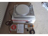 Turntable and pre-amp - bought to transfer vinyl to PC