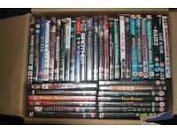 Collection of39 Asian films on DVD
