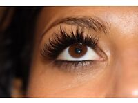 Eyelash Extensions/Bridal Makeup