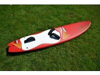 FOne 198 Free Spirit Directional Board. Kiteboard. Kitesurf. Kite Board. Kitesurfing.