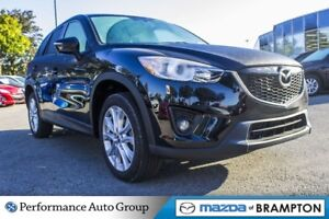 2015 Mazda CX-5 GT. ROOF. CAMERA. LEATHER. HTD SEATS. BLUETOOTH