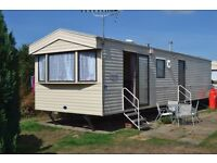 3 bed (6 birth) Caravan to Let ** Easter Holiday Dates Now Available **