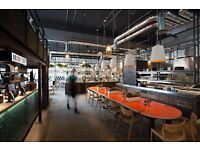 Cashiers & Chefs £7.75 - £9 DF/ Mexico | London