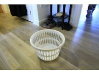 Laundry basket - £5
