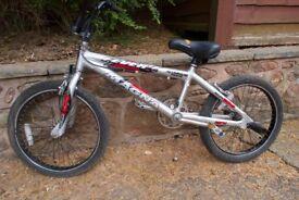 Childs 11 inch BMX type bike Magna Alloy frame 104