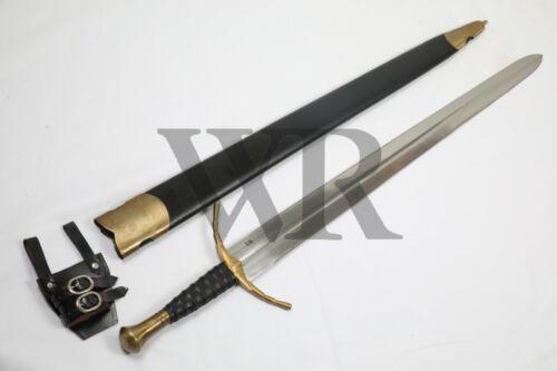 15 Century Mercenary Full Tang Tempered Battle Ready Sword by Warrior Replicas