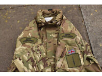British Army Commando / SAS / Special Forces - MTP Windproof Smock