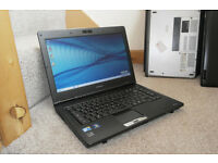 "Very clean and tidy Toshiba Tecra 14"" i5 laptop. 4GB DDR3 RAM. 320GB hard drive. Intel HD Graphics."