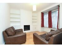 a spacious period house offering three bedrooms and a garden, situated on Crowborough Road.