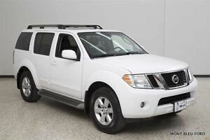 2008 Nissan Pathfinder S/4X4 **NO ADMIN FEE, FINANCING AVALAIBLE