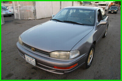 1992 Toyota Camry LE Sedan Automatic 6 Cylinder NO RESERVE