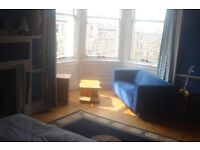 Massive double bedroom in Bruntsfield