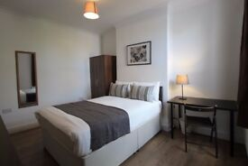 Single/Double/Triple rooms for SHORT-LET | Min. 3 nights | CLOSE TO CENTRAL LONDON | 5 min from tube